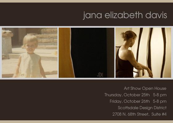 Art Show invite